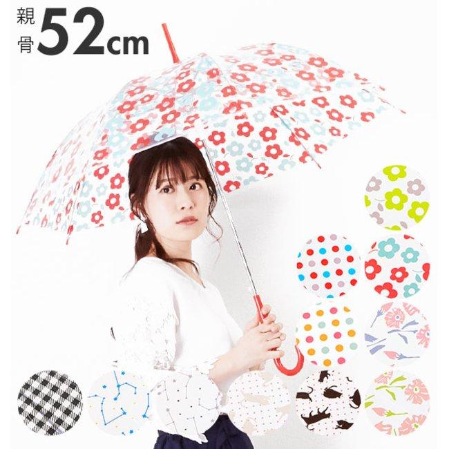 傘 レディース 長傘 おしゃれ 通販 ビニール傘 かわいい ...|BACKYARD ...