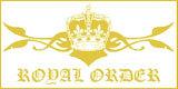 Royal Order(ロイヤルオーダー)正規取扱店THREEWOOD