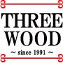THREE WOOD ポンパレモール店