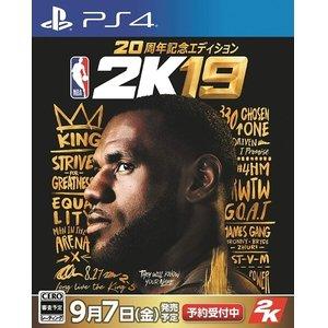 【クーポン対象外】 [100円便OK]【新品】【PS4 2K19】NBA 2K19 20周年記念エディション[お取寄せ品], LIBERACION:61c3f4d4 --- l2u.su