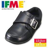 4b3c49d1ad047  送料無料 IFME フォーマルシューズ キッズ 女の子 男の子 モンクストラップ 黒 ブラック 子供靴 発表会 .