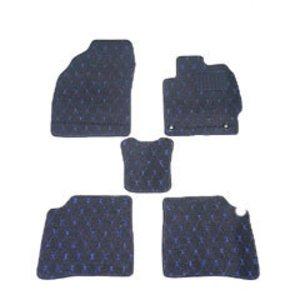 タント エグゼ 型式:L455 (リアヒーター有) 年式:H21~ ダイヤモンド [カラー:ブラック×ブルー] 天野 9500円以上購入で送料無料