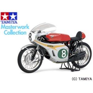 高価値 送料無料 タミヤ TAMIYA マスターワークコレクション No.86 1/12 Honda RC166 GPレーサー #8 (完成品) Honda RC166 GP RACER #8 (FINISHED MODEL), 清潔キレイ館 bf2f8932