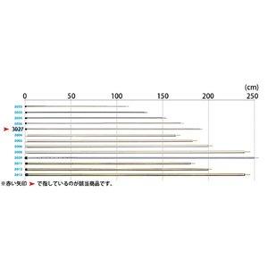 ALアップライトポール 190cm(4本継) [サイズ:190cm(折りたたみサイズ52cm)] #3027 小川キャンパル 9500円以上購入で送料無料