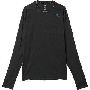 M エスノバ(SNOVA) リフレクト 長袖 Tシャツ [カラー:ブラック] [サイズ:M] #BJR75-AX8467 アディダス 9500円以上購入で送料無料