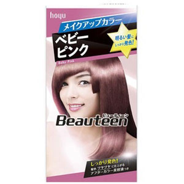 ビューティーン メイクアップカラー ベビーピンク ホーユー HOYU ヘアケア 9500円以上.