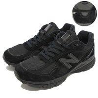 ba95b578949c20 送料無料 ニューバランス M990BB4 [カラー:ブラック] [サイズ:25.5cm(US7.5) Dワイ.
