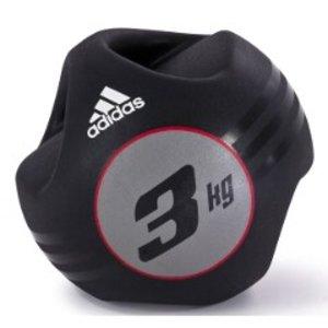 店舗良い 送料無料 デュアルグリップ メディシンボール 3kg #ADBL-10412 アディダス ADIDAS, ハナイズムジャパン 074d4591