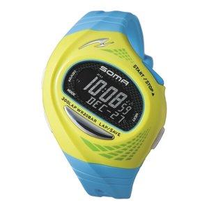 堅実な究極の 送料無料 RUN RUN ONE 300 TRIATHLON(ランワン300 トライアスロン) #DWJ21-0007 ランニングウォッチ [カラー:ライム×シアン] ONE #DWJ21-0007 ソーマ SOMA, シオガマシ:4faef3be --- pyme.pe