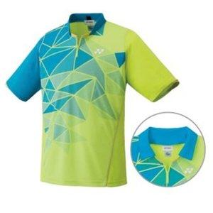 ヨネックス YONEX スポーツウェア ポロシャツ(ユニセックス) 12093 [カラー:ライムグリーン] [サイズ:S] #12093 9500円以上購入で送料無料