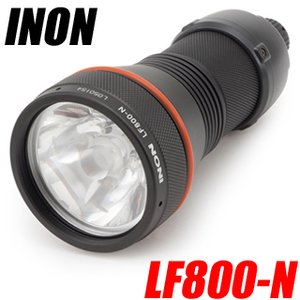 【在庫あり】 INON(イノン) LF800-NINON(イノン) LF800-N ダイビング用LEDライト, 美和町:aa8714a9 --- yoga-hof-mariabrunn.de