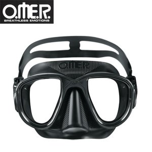 【O.ME.R.】610602 Alien(エイリアン) 【フリーダイビング用マスク】