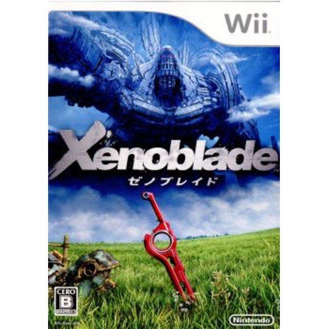 中古即納】[Wii]Xenoblade(ゼノブレイド)(2...|メディアワールド ...