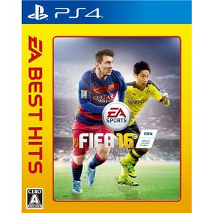 FIFA 16(EA BEST HITS)/PS4/PLJM80163/A 全年齢対象