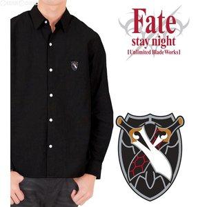 【新品即納】[CHG]Fate/stay night オックスフォードシャツ アーチャー メンズ サイズ M アルマビアンカ(20170725)