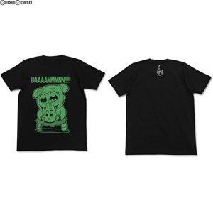 【新品即納】[CHG]ポプテピピック DAMN Tシャツ/BLACK-L コスパ(20170928)