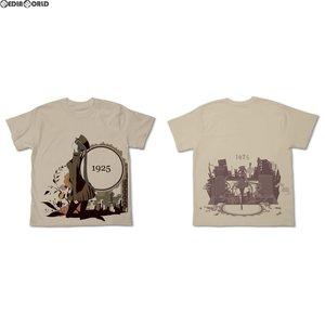 【新品即納】[CHG](再販)初音ミク 1925Tシャツ ライトベージュ XL コスパ(20170930)