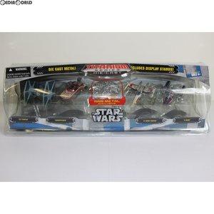 【即納】[FIG]Titanium Series Millennium Falcon(ミレニアム・ファルコン) Raw Metal Exclusive 5 Pack Set STAR WARS(スター・ウォーズ) 完成品 フィギュア(87107) ハズブロ(20061231)