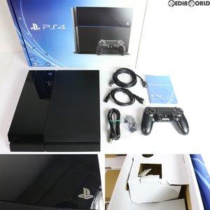 魅了 【即納】[訳あり][本体][PS4]プレイステーション4 PlayStation4 HDD500GB ジェット・ブラック(CUH-1100AB01)(2014年9月下旬), ジャパンフーズ 68b5cdaa