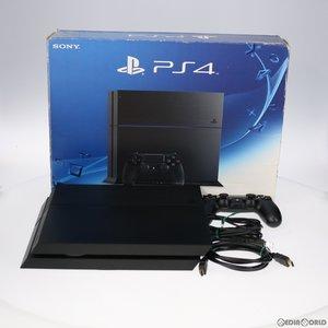買得 【即納】[訳あり][本体][PS4]プレイステーション4 PlayStation4 HDD500GB ジェット・ブラック(CUH-1200AB01)(20150627), 加茂町 59700955