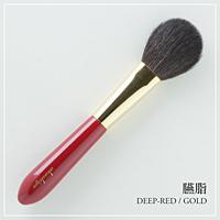 あかしや akashiya化粧筆  ハイグレードRGタイプ チークL H4-RG 31g【逸品館】