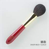 あかしや akashiya化粧筆  ハイグレードRGタイプ チークS H5-RG 30g【逸品館】