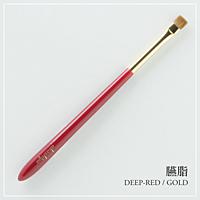 あかしや akashiya化粧筆  ハイグレードRGタイプ アイライナーF H12-RG 5g【逸品館】