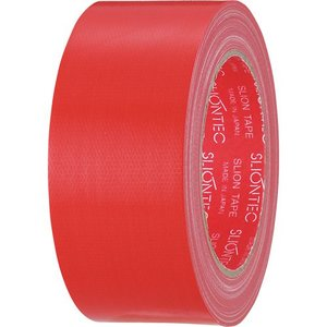 【本日特価】 【キャッシュレス5%還元 50mm×25m】スリオンテック カラー布テープ 赤 50mm×25m 赤 1セット(30巻), 生地のお店 グラニー:32581da3 --- mikrotik.smkn1talaga.sch.id