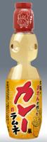 【送料無料】ハタ鉱泉(株) カレー風ラムネ 250ml ×30本【代引不可】【イージャパンモール】