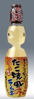 【送料無料】ハタ鉱泉(株) たこ焼風ラムネ 250ml ×60本【代引不可】【イージャパンモール】