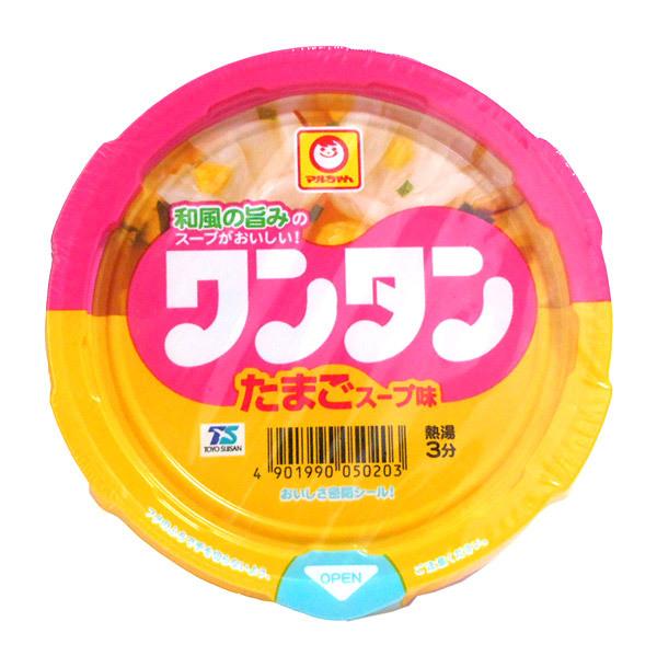 東洋水産(株)# ワンタン たまごスープ味 28g【イージャパンモール】