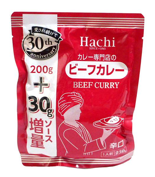 ハチ食品 ビーフカレー辛口 200g【イージャパンモール】