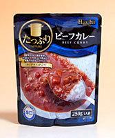 ハチ たっぷりビーフカレー辛口 250g【イージャパンモール】