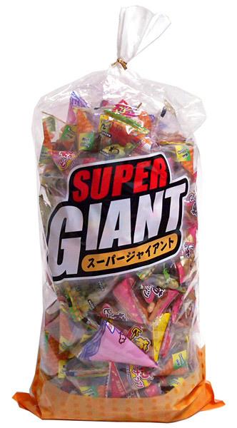 ヤスイフーズ スーパージャイアント 750g【イージャパンモール】