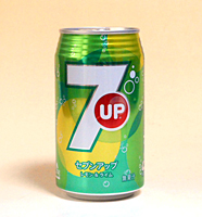 ★まとめ買い★ サントリー セブンアップ アメリカンサイズ 350ml缶 ×24個【イージャパンモール】