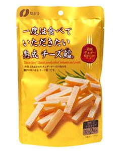 なとり 熟成チーズ鱈 64g【イージャパンモール】