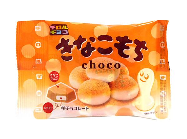 チロルチョコ きなこもち<袋>7個【イージャパンモール】
