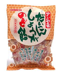 川口製菓 だいこん生姜のど飴 120g【イージャパンモール】