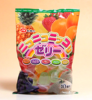 七尾製菓 ニコニコニッコリゼリー 40個【イージャパンモール】