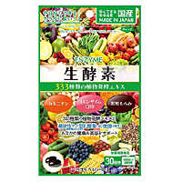 ミナミヘルシーフーズ 生酵素333 60球【イージャパンモール】