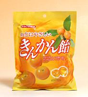 川口製菓 きんかん飴 100g【イージャパンモール】