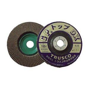 cf9cabf9ace2 TRUSCO セール GPトップDX(デラックス) ポンパレ 一般金属用 #150 1箱(5枚), ...