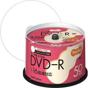 【35%OFF】 【キャッシュレス5%還元 スピンドル】三菱ケミカル データ用DVD-R 4.7GB 4.7GB 16倍 16倍 ワイドプリンタブル スピンドル 1セット(300枚:50枚×6パック), ゴラッソ!:a837e711 --- 5613dcaibao.eu.org