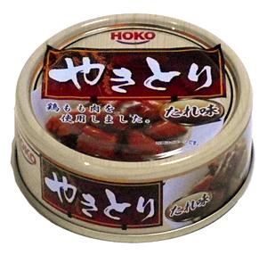 宝幸 やきとり たれ味 80g【イージャパンモール】