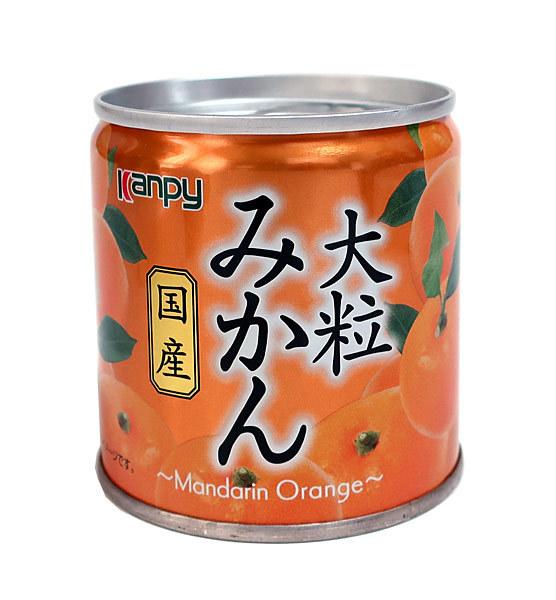 カンピー国産 大粒みかん M2号缶【イージャパンモール】