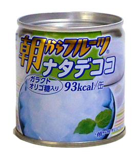 ハゴロモ 朝からフルーツ ナタデココ M2缶【イージャパンモール】