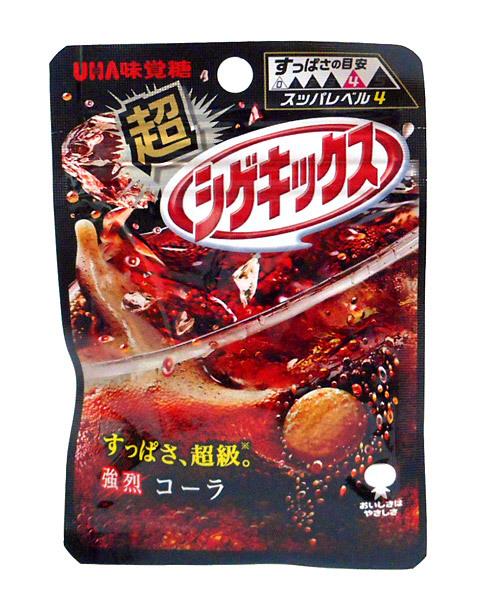 UHA味覚糖 超シゲキックス 強烈コーラ 20g【イージャパンモール】