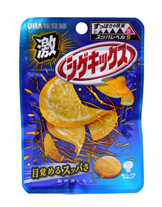 UHA味覚糖 超シゲキックス 極刺激レモン 20g【イージャパンモール】