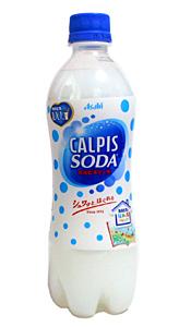 ★まとめ買い★ カルピス カルピスソーダ500mlペット ×24個【イージャパンモール】