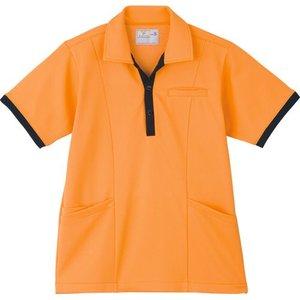 激安の 【キャッシュレス5%還元】トンボ ケアワークシャツ オレンジ リップル防縮ニット オレンジ SS SS 1着, Tシャツ通販のREDBROS.:98479e3b --- ahead.rise-of-the-knights.de